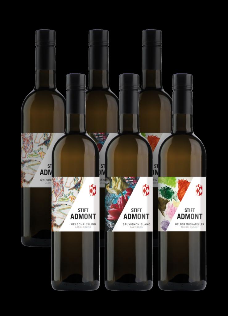 Stift Admont Weinpaket - 6 Weine
